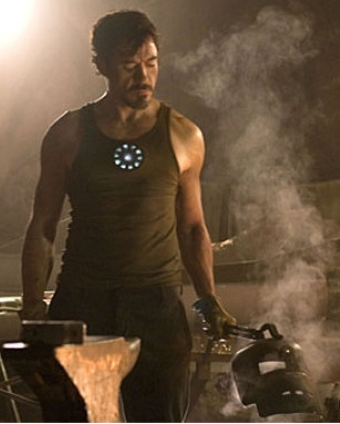 Iron Man, or gas engineer?