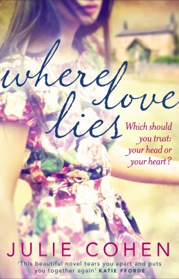 Where Love Lies pb cover