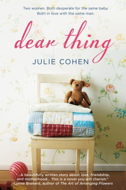 Dear Thing US cover