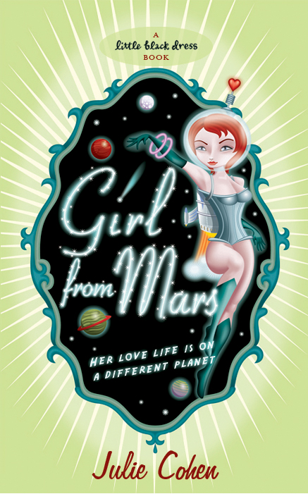 Girl from Mars