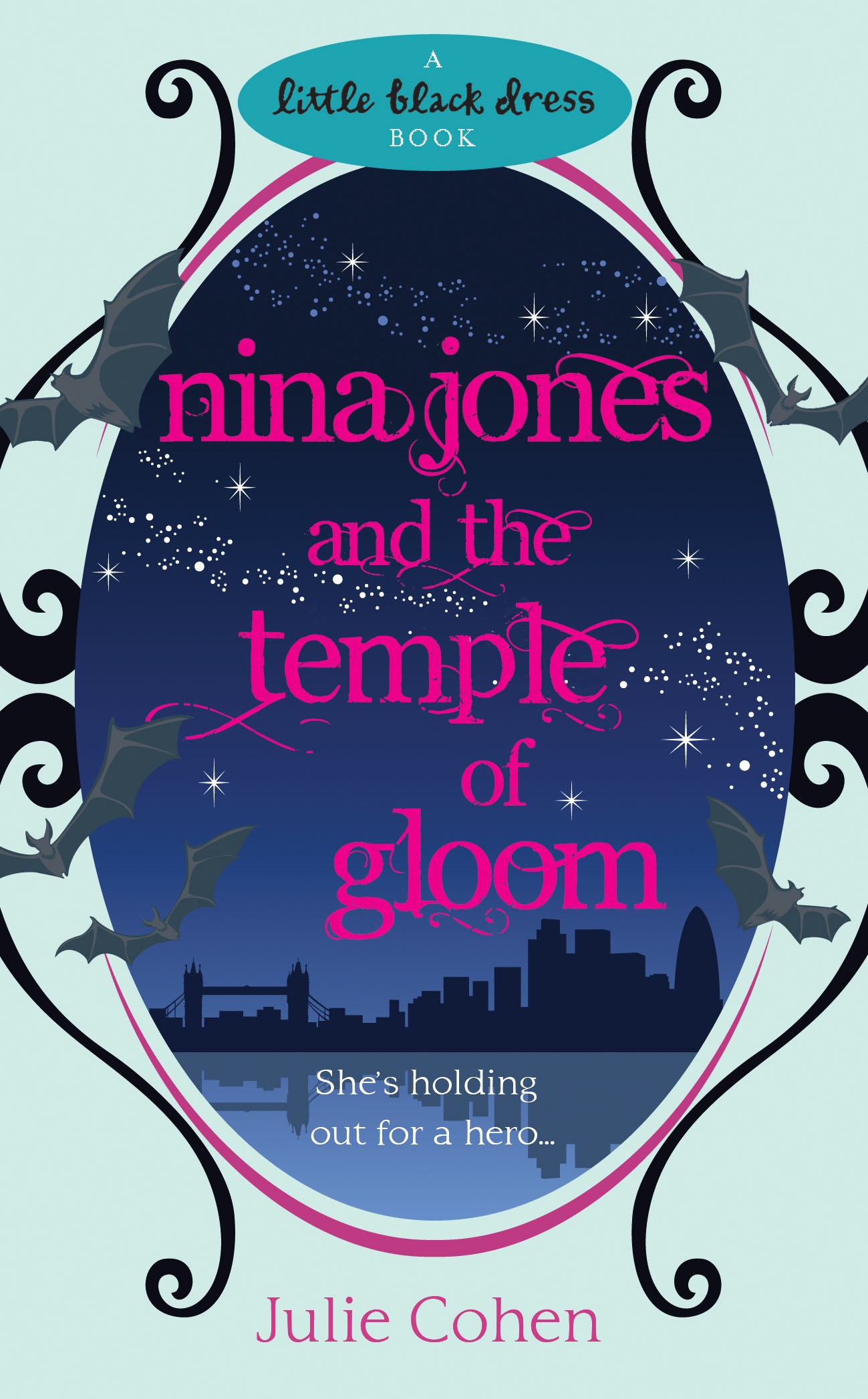 Nina Jones and the Temple of Gloom