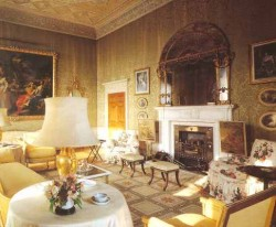 Basildon Park Drawing Room